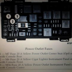 12 Volt Cigarette Lighter Wiring Diagram Lazy Boy Recliner Mechanism Chrysler Town & Country Questions - 2011 Power Outlets Cargurus