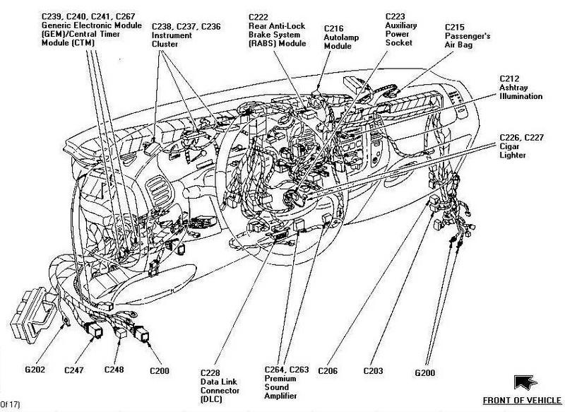 2001 ford f150 headlight wiring diagram explorer radio f 150 questions how do u check to see if have loose wire connection for headlights cargurus