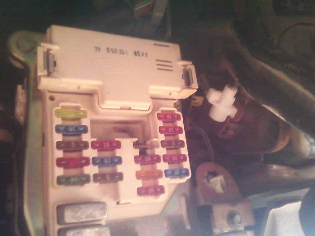 hight resolution of 1996 ford taurus lx fuse box diagram