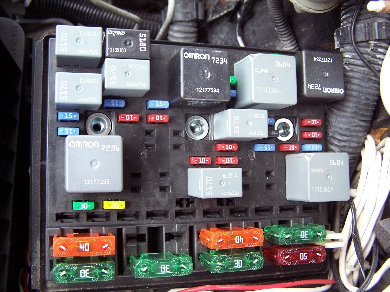 hight resolution of fuse box in pontiac grand am wiring schematic f350 fuse box 1999 grand am fuse box