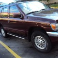 Picture of 1997 nissan pathfinder 4 dr le suv exterior