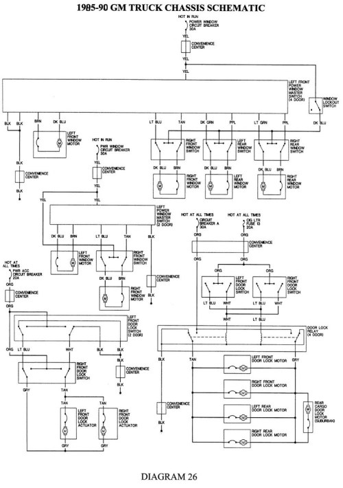 small resolution of 1969 gm ignition switch wiring diagram