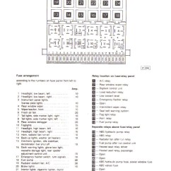 Vw Polo Stereo Wiring Diagram Kawasaki 220 Bayou Mk3 Fuse Box We