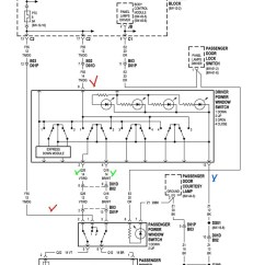 Electrical Control Panel Wiring Diagram For Electric Trailer Brakes Horse Diagrams Dodge Grand Caravan Questions I Have 2009 Carvan And My Middle Passenger Window Won T Close From Front Or Back Please Help Me What Can Do To Fix It