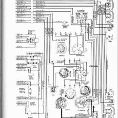 66 Mustang Ignition Wiring Diagram Sr20det S14 Ford Galaxie Questions What Wires Go Where On The Altanator Of A 1966 500xl