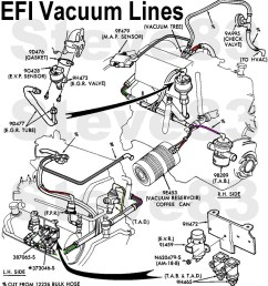 ford f 150 questions is there a diagram for vacuum hoses on 1990 1995 ford f 250 vacuum diagram 1988 ford f 150 302 vacuum lines diagram [ 1102 x 1200 Pixel ]
