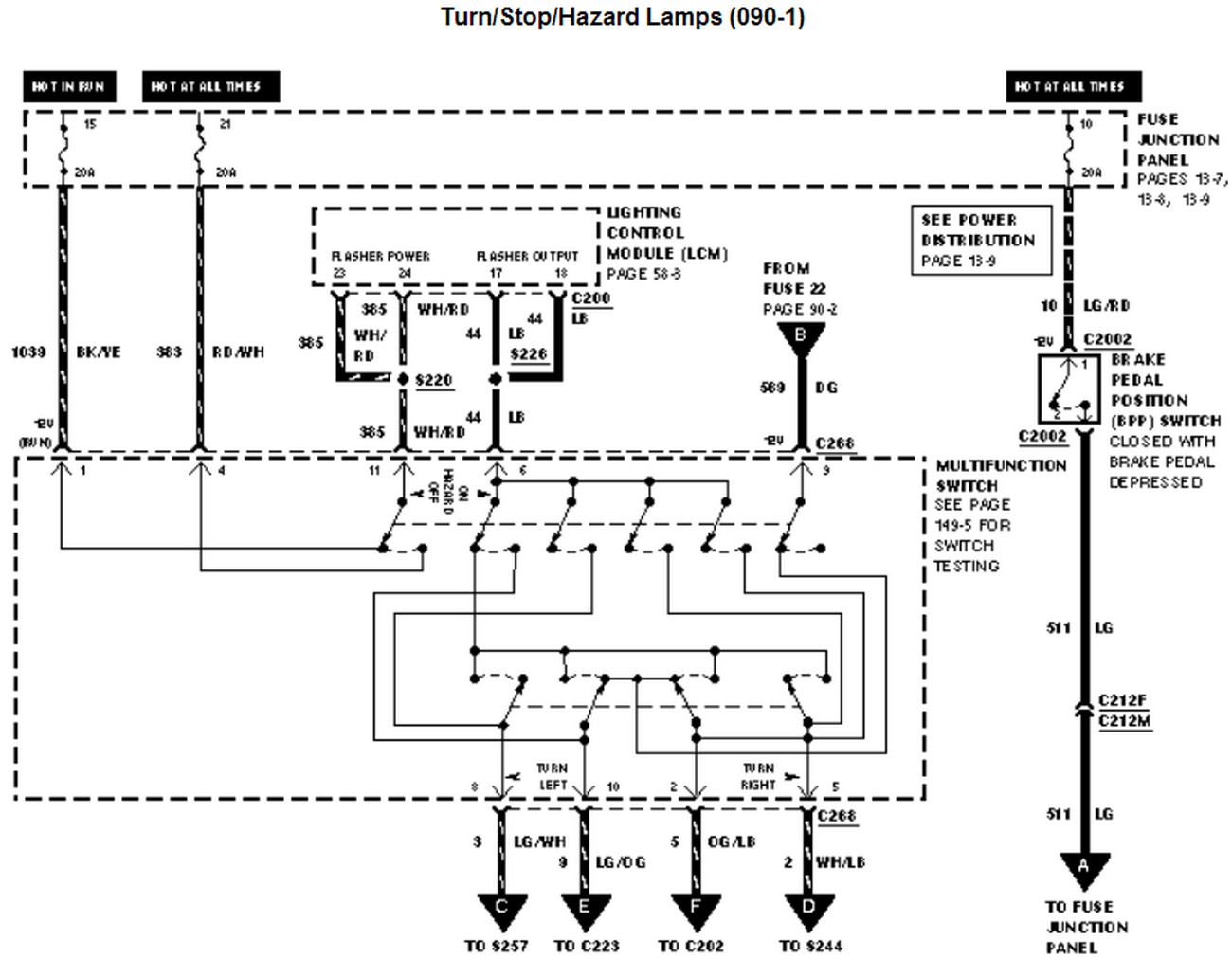 hight resolution of 2000 lincoln continental engine diagram page 2 schema wiring lincoln town car questions tail lights