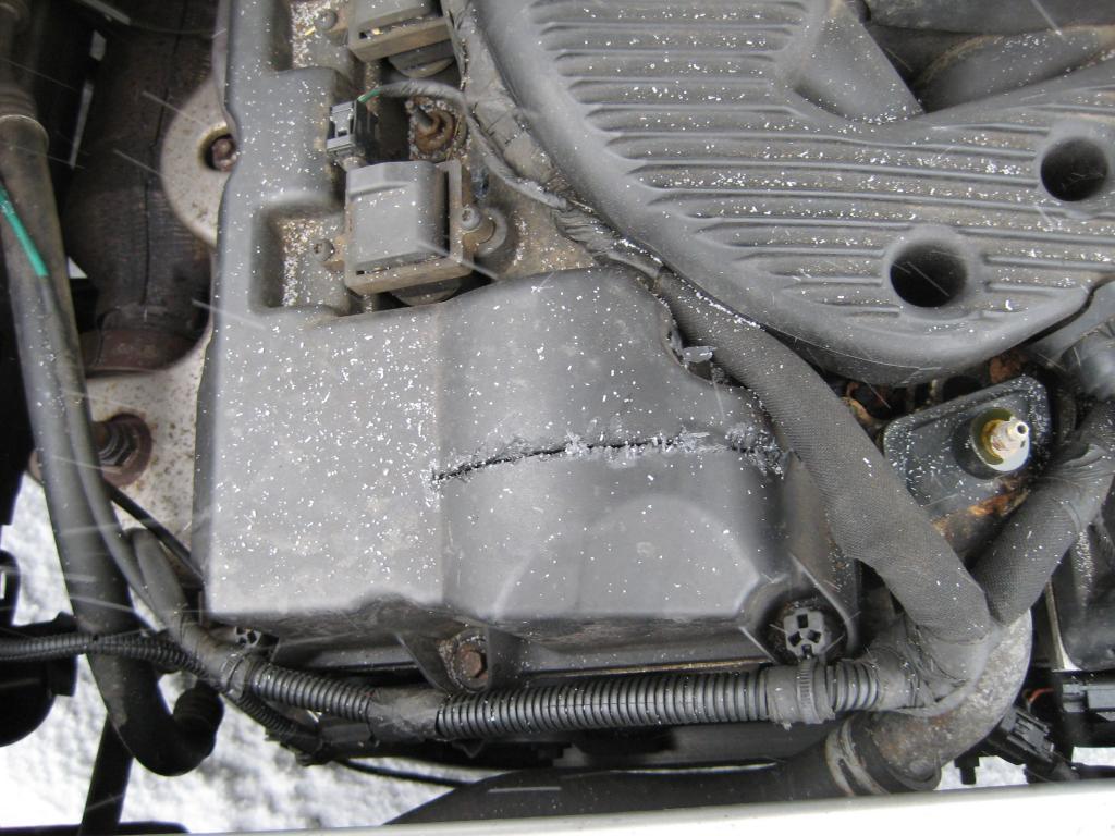 2004 Dodge 37 Dakota Engine