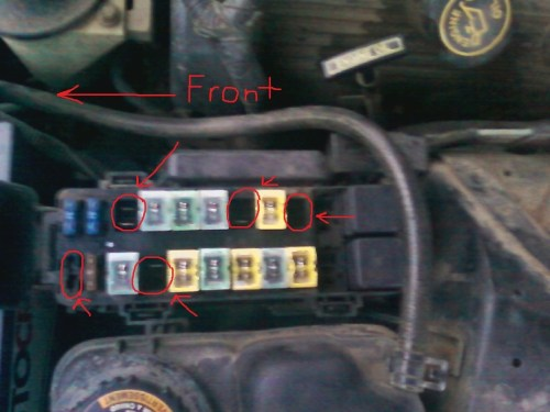 small resolution of 94 tbird fuse box wiring diagram list 94 ford thunderbird fuse box 94 tbird fuse box