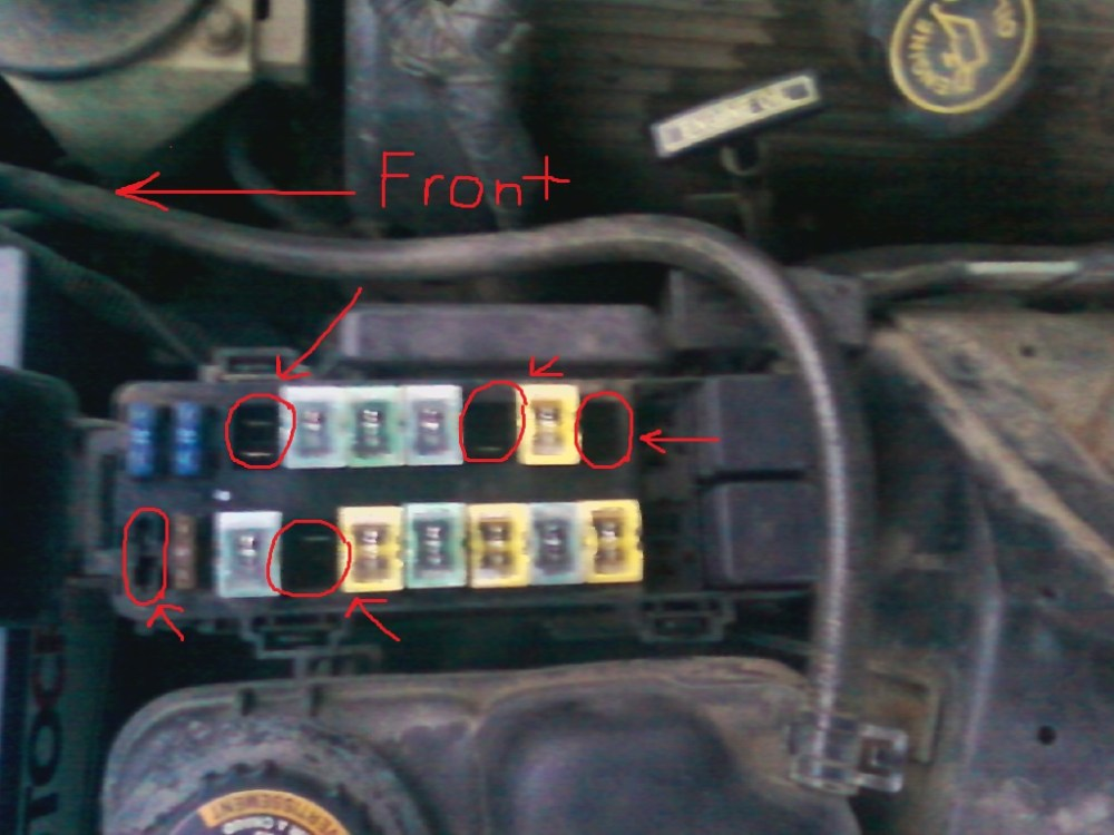 medium resolution of 1997 ford thunderbird fuse box diagram 1997 free engine 95 thunderbird 95 thunderbird