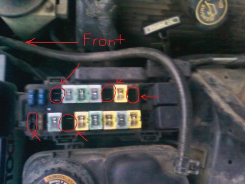 small resolution of 1997 ford thunderbird fuse box diagram 1997 free engine 95 thunderbird 95 thunderbird