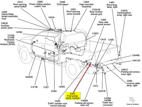 small resolution of ford f150 fuel tank diagram schematic diagram database 2001 ford f150 fuel pump diagram 1998 ford