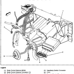 2001 Chevy Suburban Headlight Wiring Diagram 2003 Yamaha R6 Impala Radio Best Library Chevrolet Monte Carlo Questions Is There A Fuse For The 2013