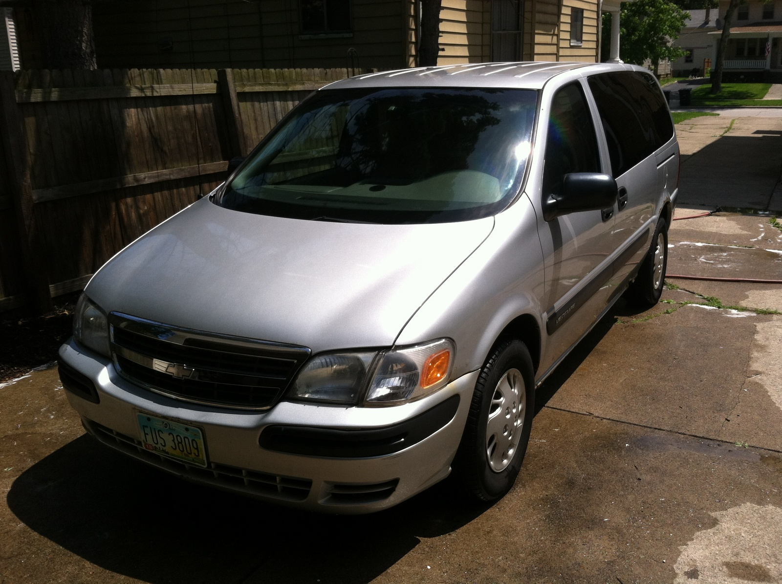 Chevrolet Venture Ls I Have A 1997 Venture And The Electric