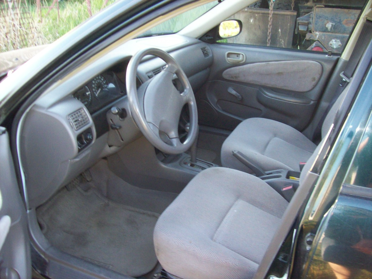 2000 Chevy Interior Prism