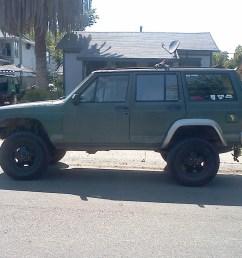 1988 jeep cherokee overview [ 1600 x 1200 Pixel ]