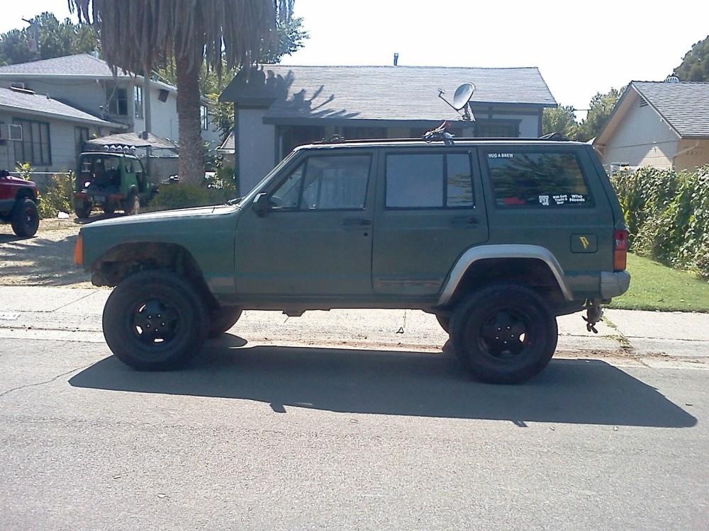 medium resolution of 1988 jeep cherokee overview
