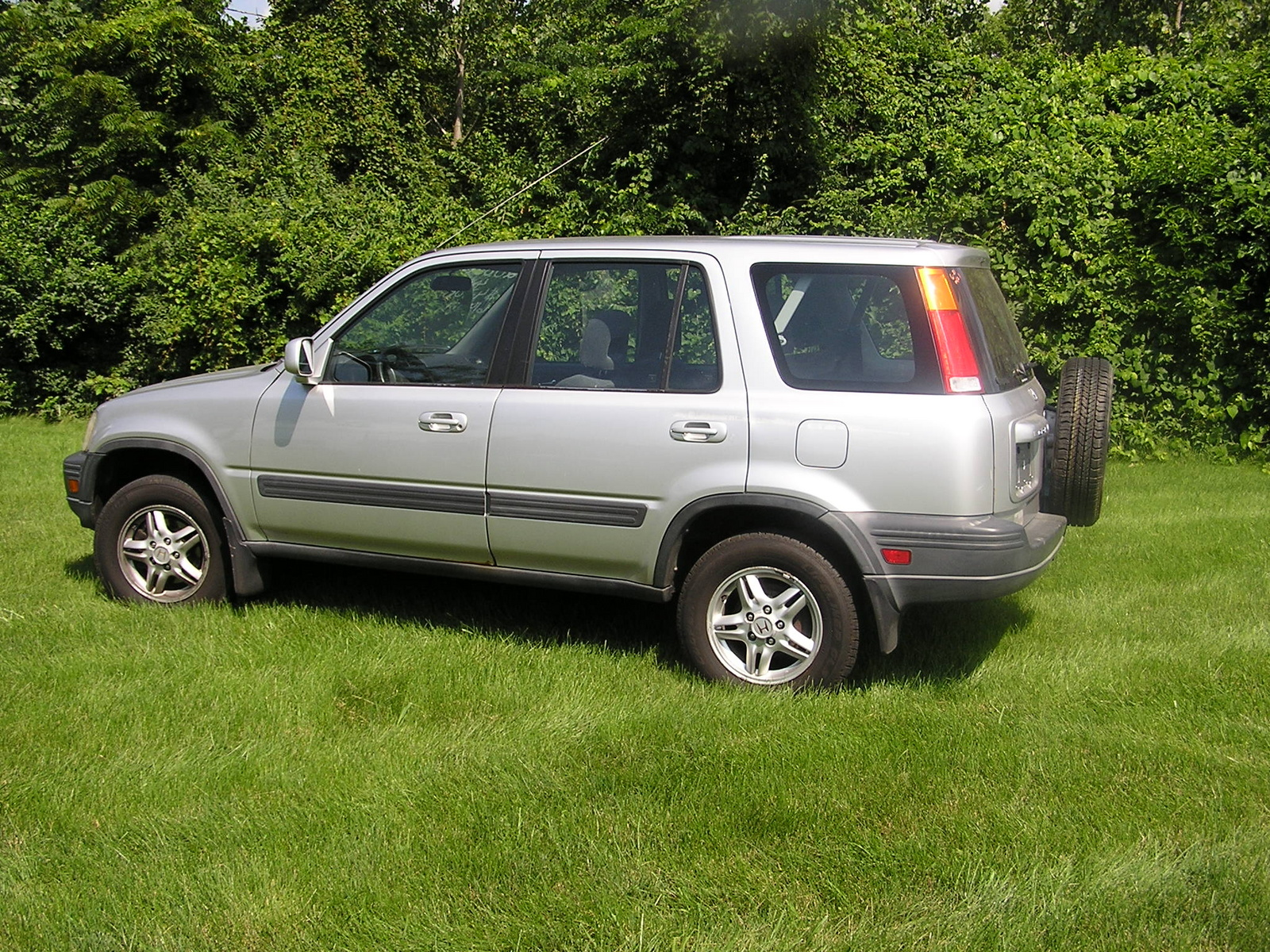 2000 Honda Cr V