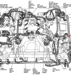 2001 mercury grand marquis engine diagram wiring diagrams bib [ 1600 x 1100 Pixel ]