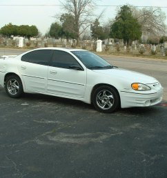2002 pontiac grand am gt trim overview [ 1280 x 960 Pixel ]