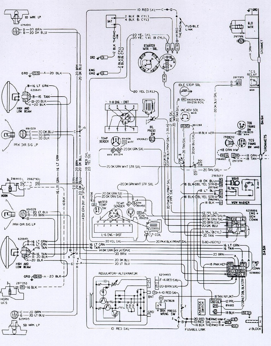 hight resolution of  wrg 9599 91 camaro ignition wiring diagram