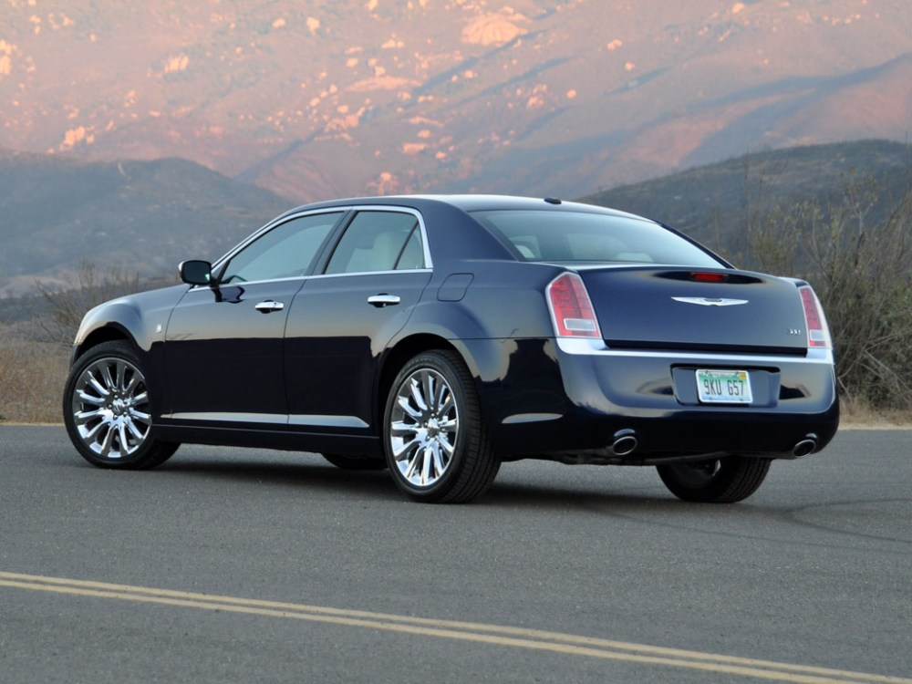 medium resolution of 2013 chrysler 300 test drive review