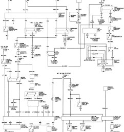 1989 honda civic wiring diagram wiring diagrams konsult 89 honda accord alternator wiring diagram wiring diagrams [ 1000 x 1134 Pixel ]