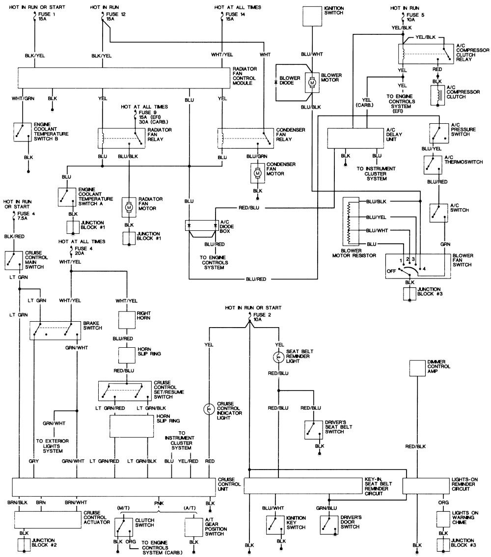 medium resolution of 1996 honda accord alternator wiring diagram my wiring diagram 96 accord distributor wiring diagram 1996 honda