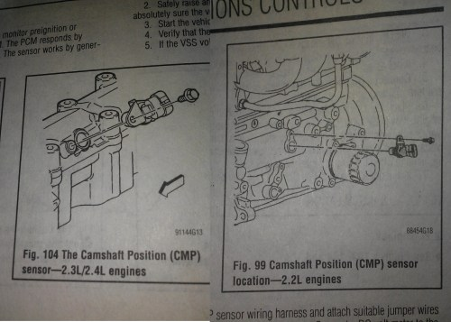 small resolution of 16 answers pontiac sunfire questions where is the crank shaft position sensor
