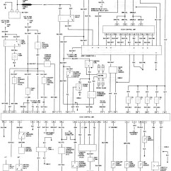 96 Nissan Maxima Radio Wiring Diagram Simple Volcano Pickup Questions - Where Is The Fuse For Hazard Lights On A 1995 4x4 Manual Sp ...
