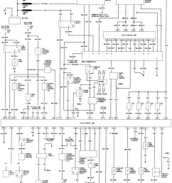 fuse box nissan diagram 1987 wiring diagram 1987 nissan pathfinder fuse box [ 1000 x 1128 Pixel ]