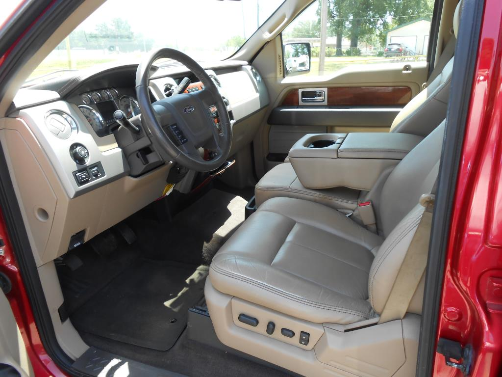 Have A 2002 F150 Supercrew Lariat The Climate Control Will