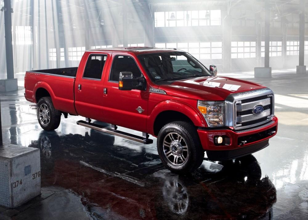 medium resolution of 2014 ford f 350 super duty front quarter view exterior manufacturer