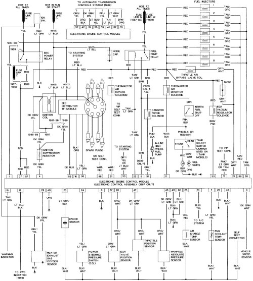 small resolution of 87 f350 wiring diagram wiring diagram rows 1987 ford 350 wiring schematics diagrams
