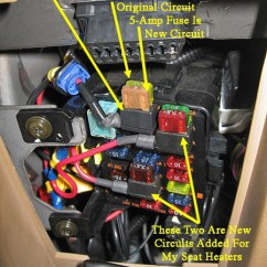1993 Mazda B2200 Radio Wiring Diagram Leviton 3 Way Motion Switch Mx-5 Miata Questions - Cannot Find The Interior Fusebox For A Na. I Have Looked ...