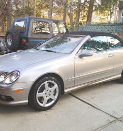 i have a clk500 cabrio today the radio worked fine went to turn the mercedes benz clk class  [ 1600 x 1200 Pixel ]