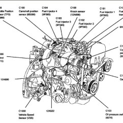 Ford Fiesta Radio Wiring Diagram 2000 Dometic Rm2193 Focus Transmission Great Installation Of Questions Where Is The Throttle Position Sensor Located Rh Cargurus Com Ranger Automatic