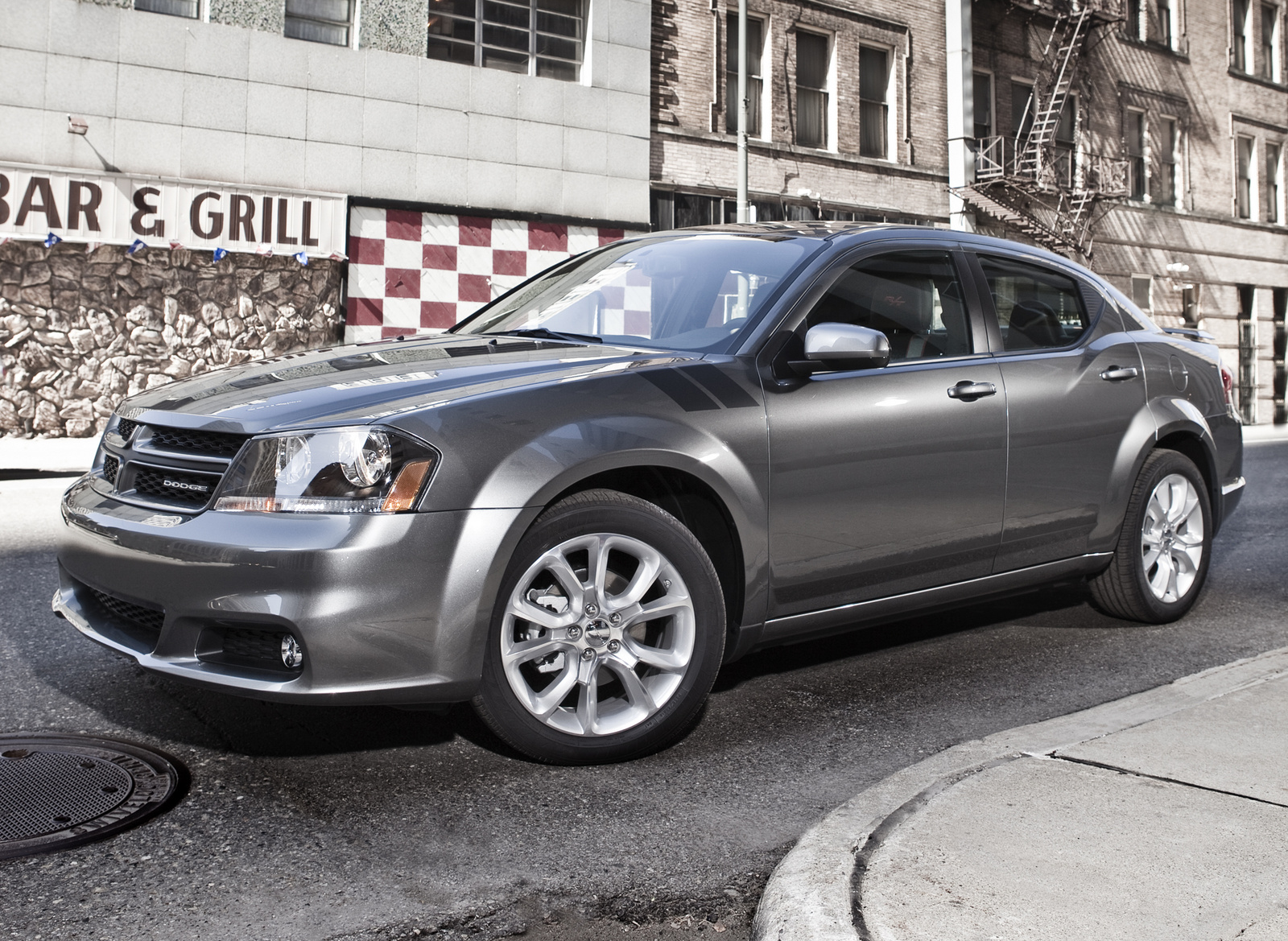 Dodge Avenger Used Cars
