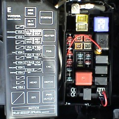 1998 Dodge Ram Van Radio Wiring Diagram Ignition Switch Deutsch Toyota Tacoma Questions - I Tried To Hook Up My Trailer 06 Pu, Put A Clip On The Bl ...