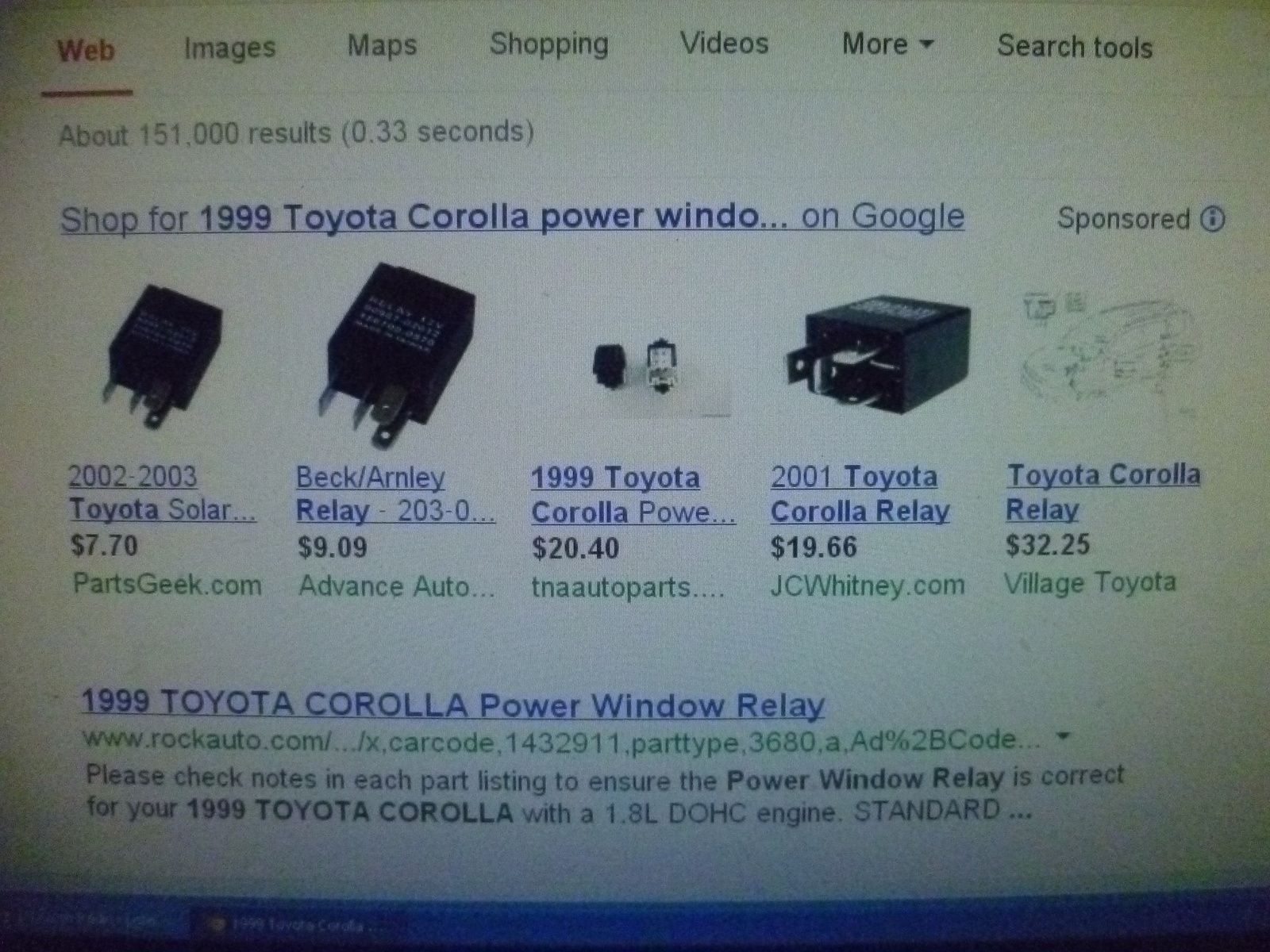 Is Not A Quotwindowquot Relay The Relay That Controls The Power Windows