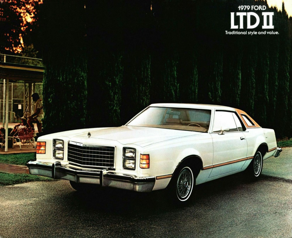 medium resolution of  and one more site http www motorstown com imgs 38885 ford ltd ii 7 html this is a 1979 cant see the grille on your car