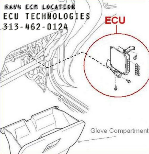 small resolution of 1998 rav4 engine compartment diagram