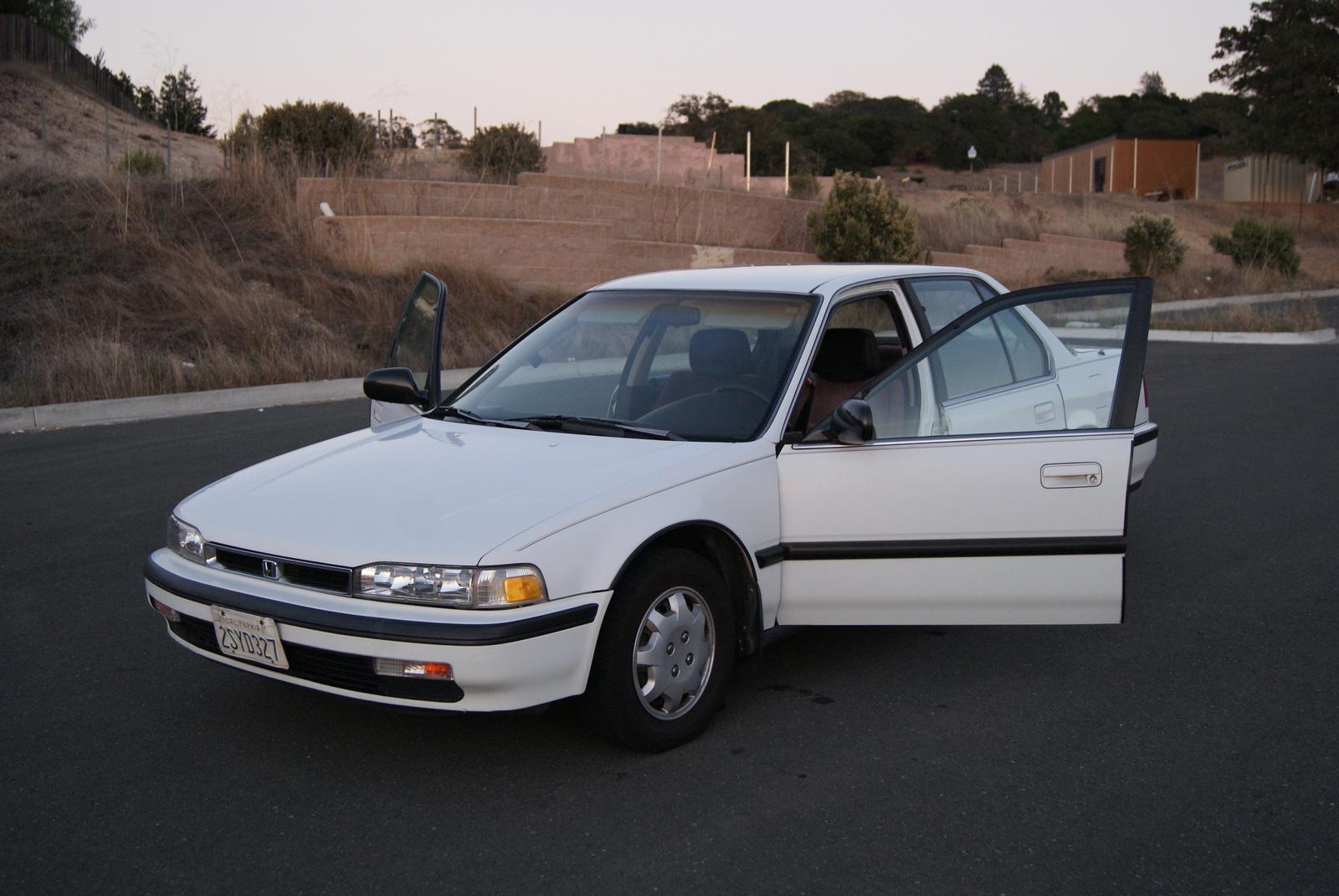 1990 Honda Accord 90 Accord Up And Down Idle