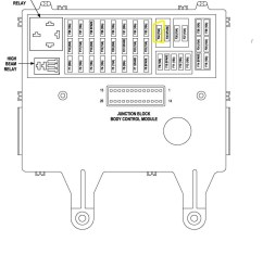 jeep liberty questions where is fuse for 2003 jeep liberty driver 2004 jeep tail light fuse box diagram [ 1008 x 1200 Pixel ]