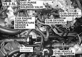 Kia Sorento 4 Wire O2 Sensor Wiring Diagram Hyundai Santa Fe Questions Location Of O2 Sencers Cargurus