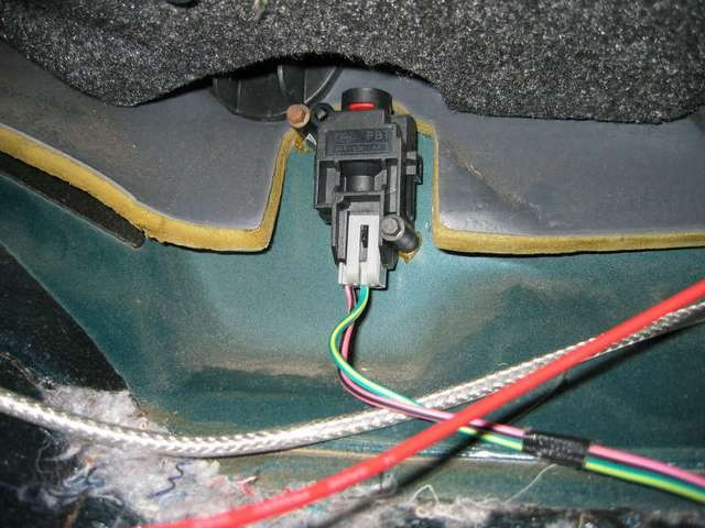 Fuel Pump Inertia Switch Location The Site Share Images About