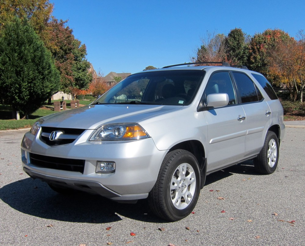 medium resolution of 2006 acura mdx pictures cargurus