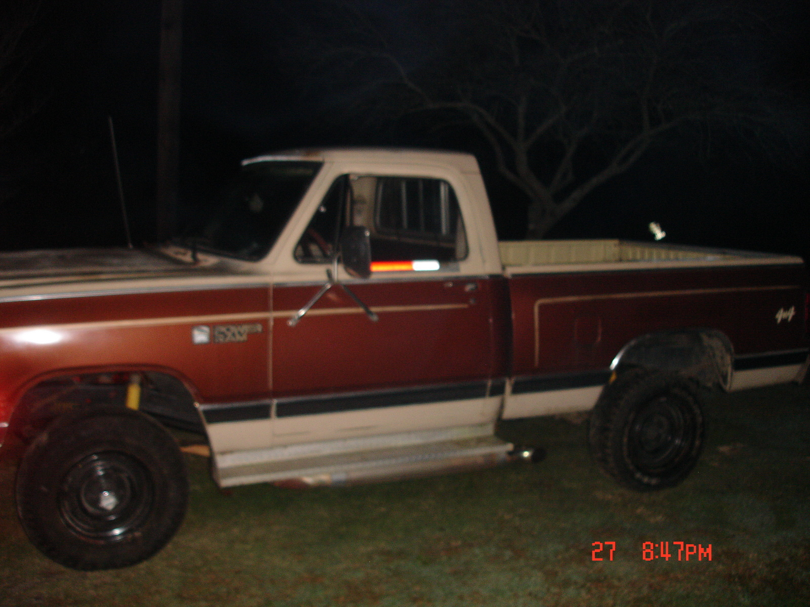hight resolution of 1984 dodge 4x4 wont start