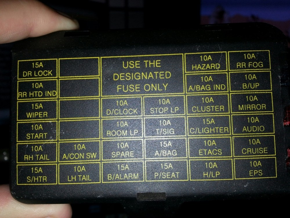 medium resolution of 2007 hyundai elantra fuse box diagram wiring library4 answers hyundai sonata