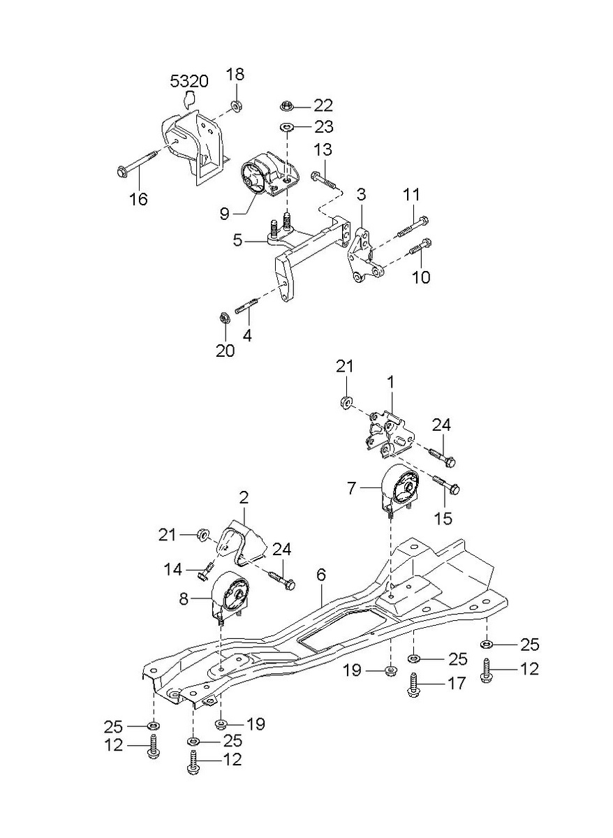 hight resolution of 2003 kia rio manual transmission diagram wiring diagram for light 2007 kia rio 5 cylinder diagram
